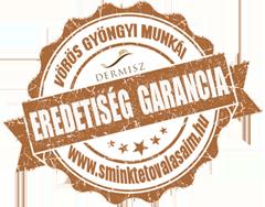 EREDETISÉG GARANCIÁM